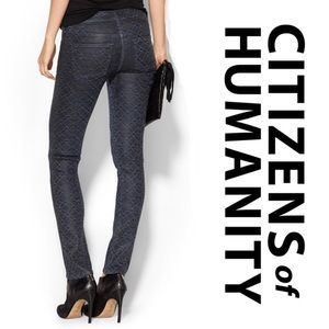 Citizens of Humanity Racer LowRise Skinny Jean*NWT